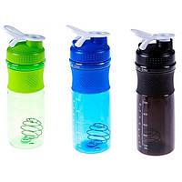 Бутылка для воды, шейкер, бутылочка спортивная, фото 1