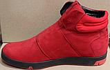 Ботинки молодежные осенние мужские кожаные от производителя модель ВР704-1, фото 2