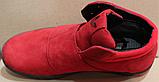 Ботинки молодежные осенние мужские кожаные от производителя модель ВР704-1, фото 5
