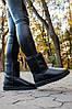 Женские угги Ugg Classic Short Leather, фото 4