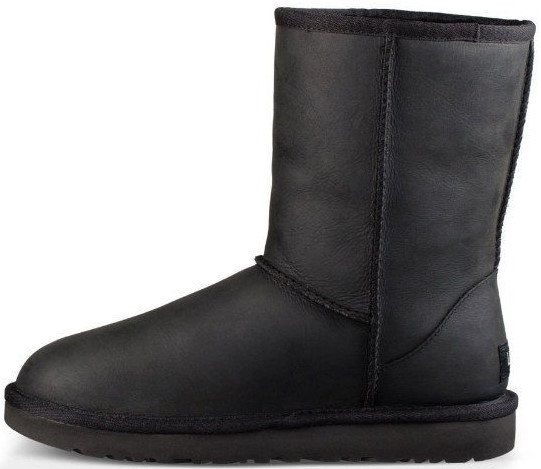 Женские угги Ugg Classic Short Leather