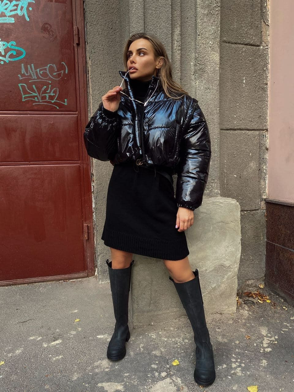 Куртка-трансформер-жилетка