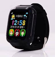 Smart Watch K3 ЧЕРНЫЕ | Умные детские часы с GPS трекером | Смарт часы для ребенка
