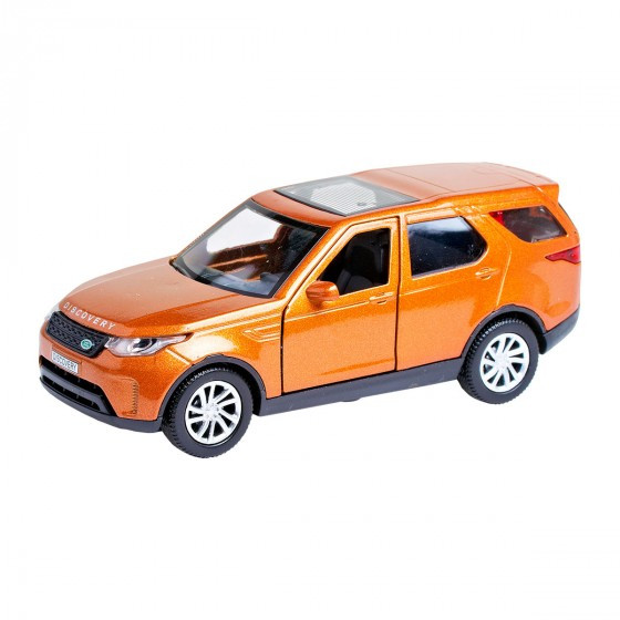 Автомодель - Land Rover Discovery (Золотой, 1:32) Technopark DISCOVERY-GD