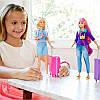 Barbie Journey Кукла Барби Путешественница Mattel FWV25, фото 6