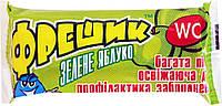 Elensee Фрешик освіжаючий засіб для унітазу Зелене яблуко (запасний блок) 40 г