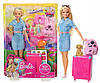 Barbie Journey Кукла Барби Путешественница Mattel FWV25, фото 9