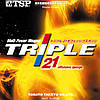 Накладка для настольного тенниса TSP Triple 21