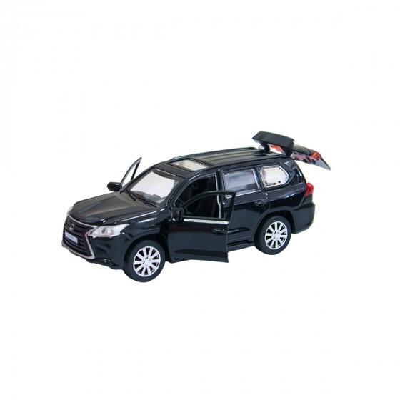 Автомодель - Lexus LX-570 Technopark LX570-BK(FOB)