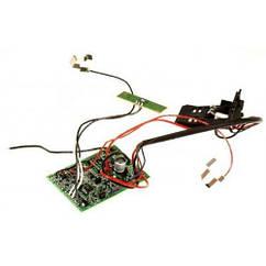 Плата управления для аккумуляторного пылесоса Electrolux 25.2V 2198232411