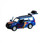 Автомодель - Mitsubishi Pajero Sport (Синий) Technopark SB-17-61-MP-S-WB, фото 6