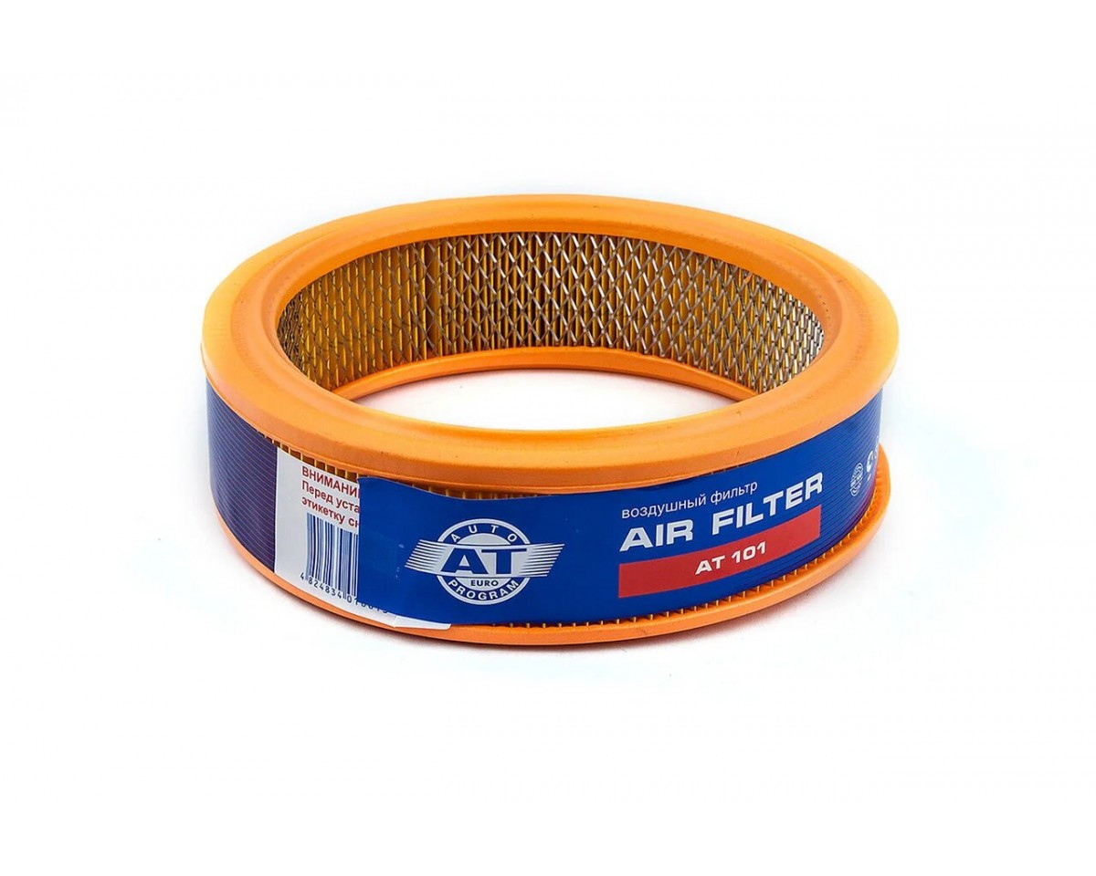 Фильтр воздушный ВАЗ 2101, 2102, 2103, 2104, 2105, 2106, 2107,2108,2109,21099 АТ, АТ 101