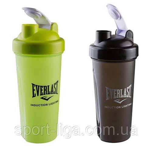 Пляшка для води Everlast 700мл, шейкер, пляшка для води