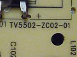 Плати від LED ТЕЛЕВІЗОР Mystery MTV-4331LTA2 по блоках (матриця розбита)., фото 8