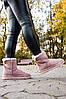 """Женские угги Ugg Mini Bailey Bow ll """"Pink"""", фото 5"""
