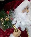 Дед Мороз красный 60 см, фото 6
