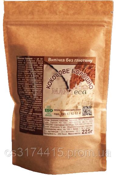 Мука кокосовая  MANTeca™  (225 грамм)