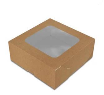 Картонные упаковки для кондитерских изделий