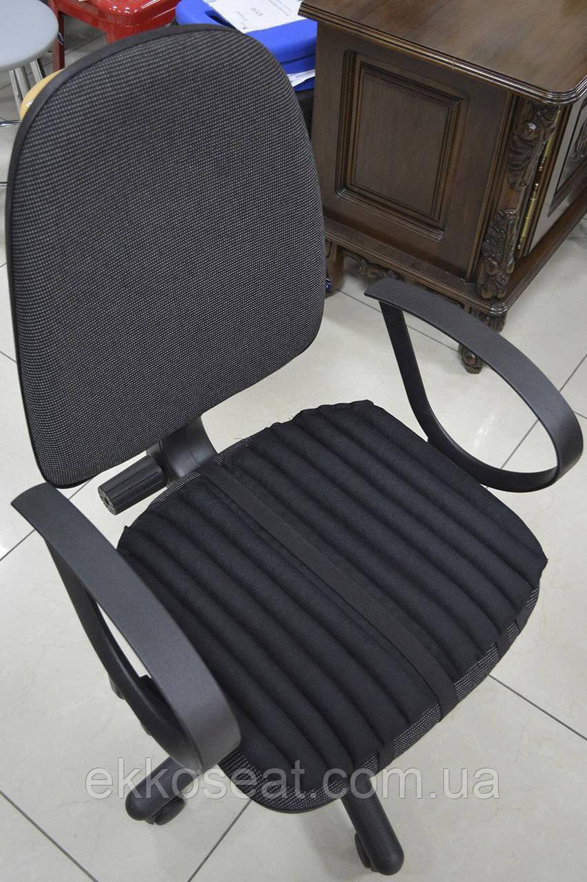 Ортопедичні подушки, накидки EKKOSEAT для сидіння крісла