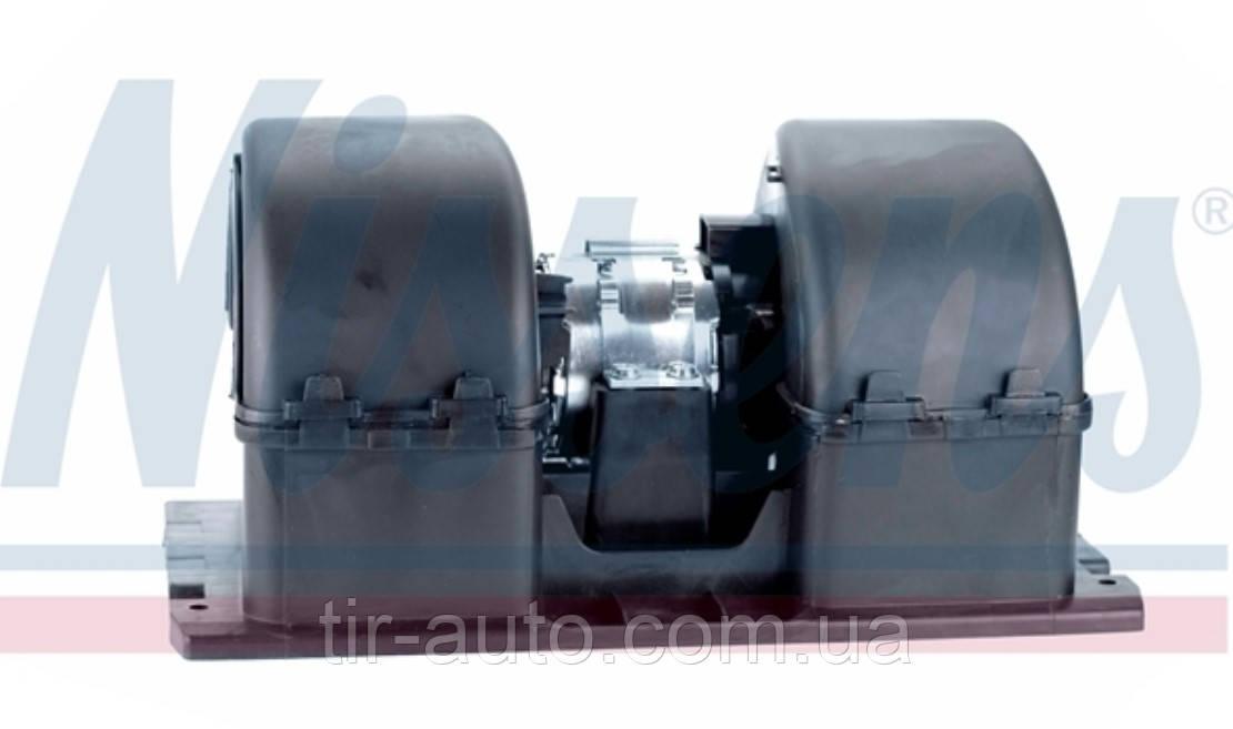 Вентилятор отопителя Volvo FM12, FH12 ( электродвигатель в сборе ) ( NISSENS ) 87132