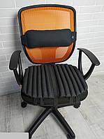 Накидка на офисное кресло EKKOSEAT. Ортопедическая. Комплект.