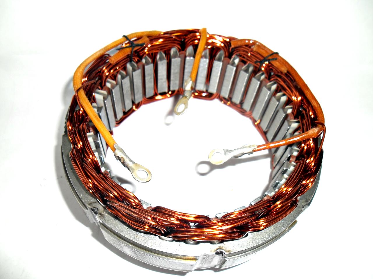 Обмотка генератора (2108) САМАРА 3-провода 000568