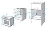 Духовой шкаф INTERLINE OES 730 ECH XA, фото 4