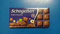 Шоколад TRUMPF Schogetten ореховое пралине 100г