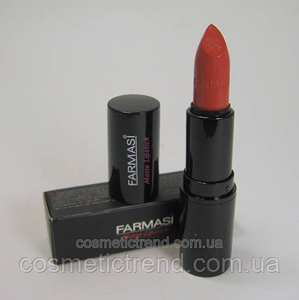 Помада для губ Farmasi Matte Lipstic 02, фото 2