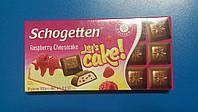 Шоколад TRUMPF Schogetten малиновый чизкейк 100г