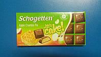 Шоколад TRUMPF Schogetten яблочный пирог 100г