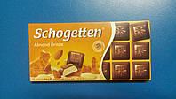 Шоколад TRUMPF Schogetten миндаль 100г