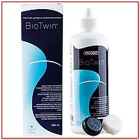 Раствор для линз BioTwin (Био Твин) с гиалуроновой кислотой 360ml OkVision (Финляндия)