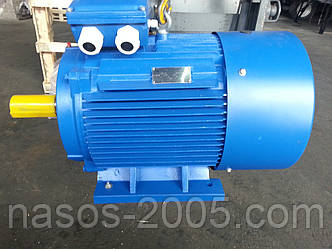 Электродвигатель АИР 80 B6 1,1кВт 1000 об/мин