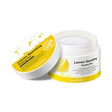 Пилинг-диски с экстрактом лимона и салициловой кислотой Secret Key Lemon Sparkling Peeling Pad