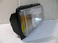 Фара ВАЗ 2104, 2105, 2107 левая желтая с указателем поворота (пр-во ОСВАР)