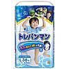 Moony подгузники – трусики тренировочные Air Fit L  (9-14) кг, 36 шт. для мальчика