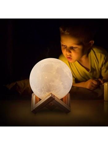 Луна ночник 16см 🌙 🌖 3d