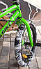✅ BMX Велосипед Shark Bike - 2004 Салатовый с Серыми покрышками, фото 5
