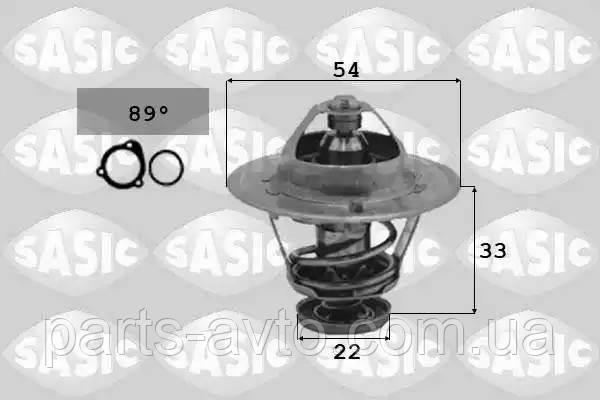 Термостат, охлаждающая жидкость OPEL ASTRA H (L48) 1.7 CDTI SASIC 3306078