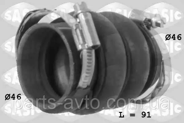 Трубка нагнетаемого воздуха CITROEN BERLINGO (B9) 1.6 HDi 110 SASIC 3330008