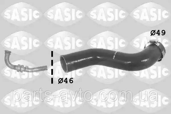 Трубка нагнетаемого воздуха RENAULT KANGOO / GRAND KANGOO (KW0/1_) 1.5 dCi SASIC 3334006