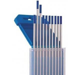Вольфрамовий електрод WL-20 D 2.4 мм (синій)