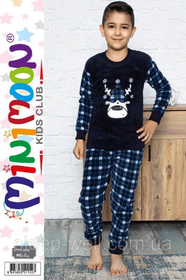 Флисова піжама для хлопчиків