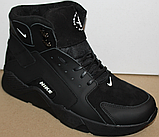 Ботинки зимние мужские кожаные от производителя модель ВР705-4, фото 7