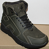 Ботинки зимние мужские кожаные от производителя модель ВР705-4, фото 8