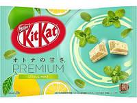 Набор батончиков KitKat Citrus Mint 12 mini