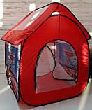 """Детская игровая палатка """"Тачки"""" 8009SP/TF, фото 2"""