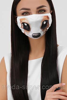 Тканевая маска двухслойная, фото 2