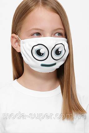 Детская маска принт, фото 2